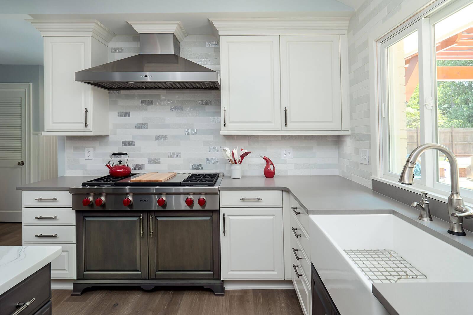 Brookfield West Gourmet Kitchen Cheryl Pett Design