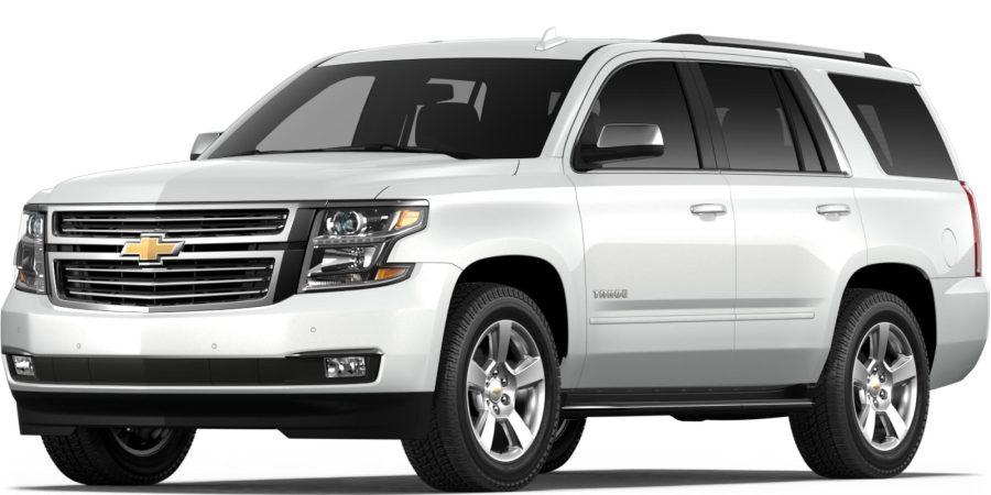 2018 Tahoe  Full Size SUV   7 Seater SUV   Chevrolet Iridescent Pearl Tricoat