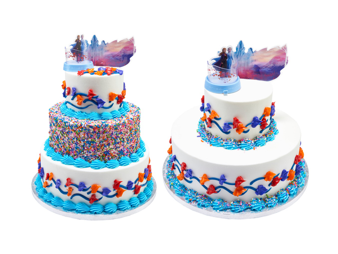 Sam's Club Unveils Two New Cakes Inspired By Disney's ...