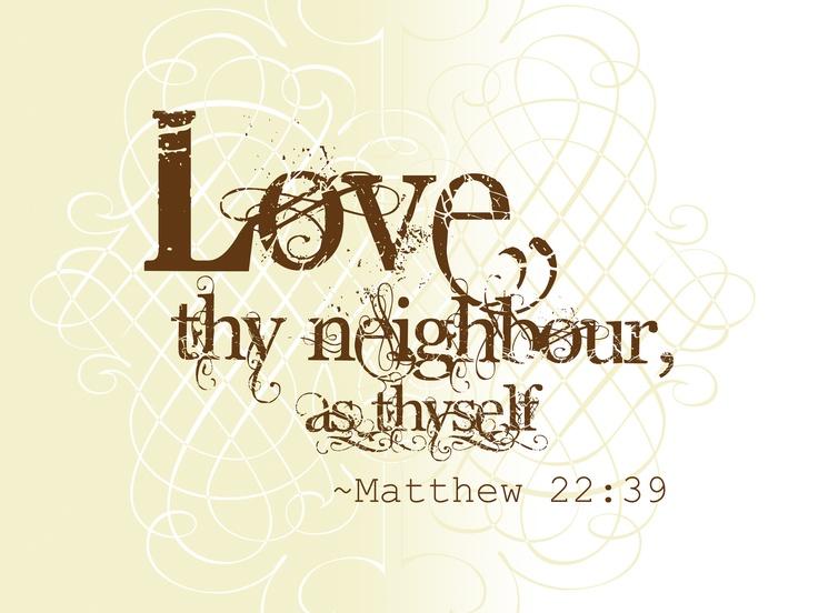 Neighbour Jacko Thy Love