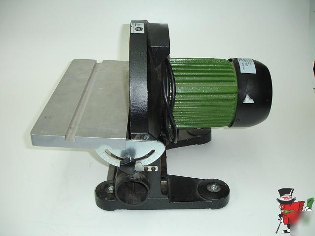 Central Machinery 43468 12 Bench Disc Sander