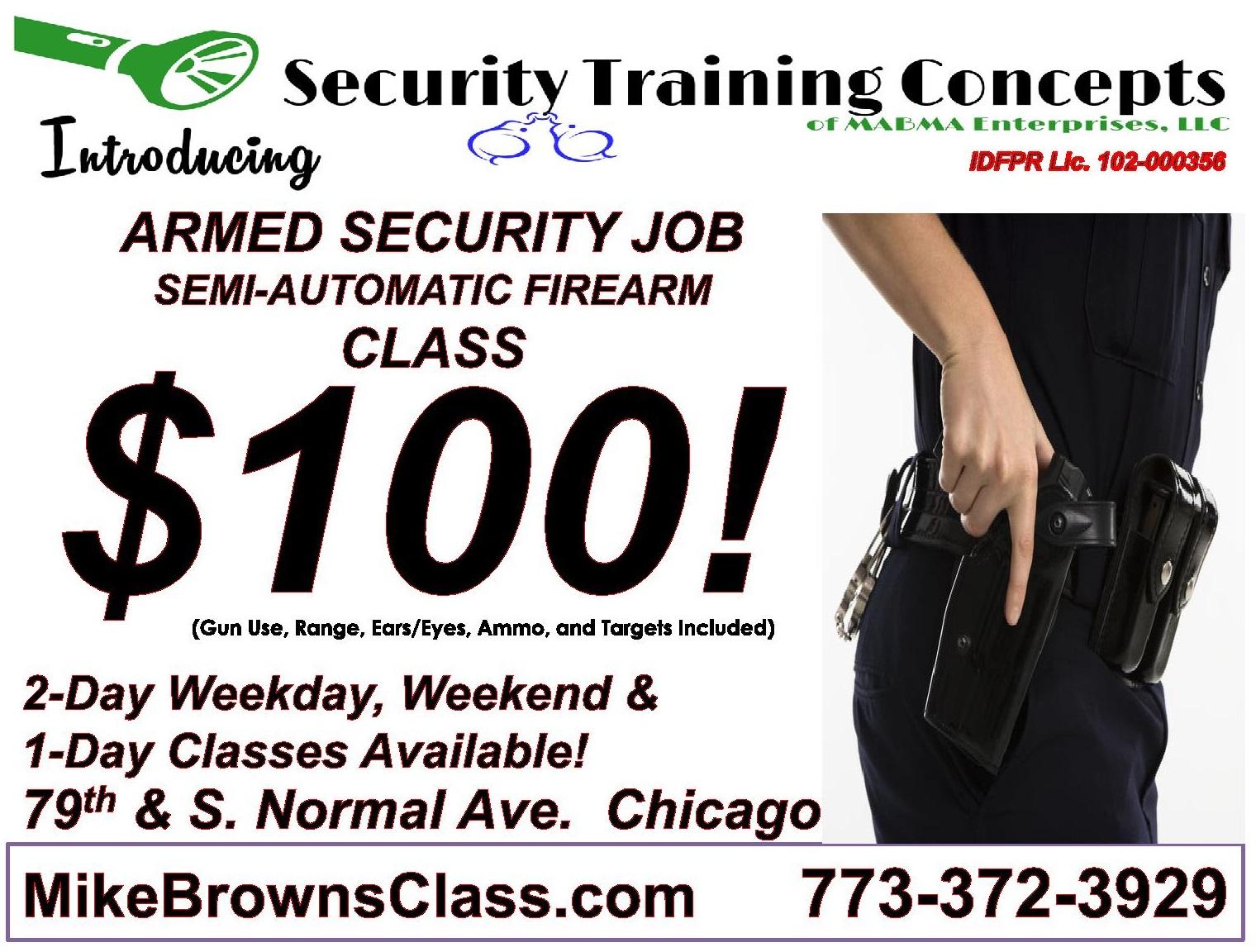 Chicago Security Jobs Hiring