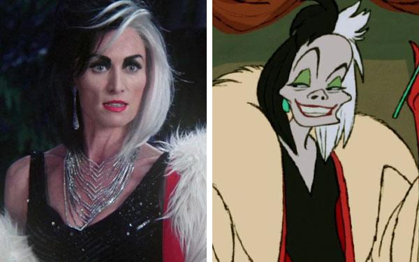 Lana Parrilla Ursula