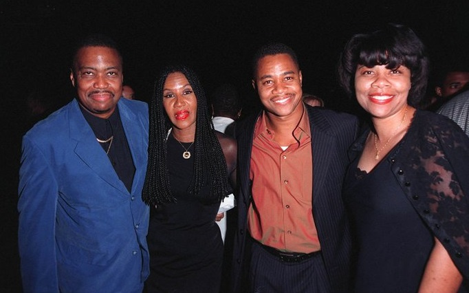 Jr Gooding His Brothers Omar And