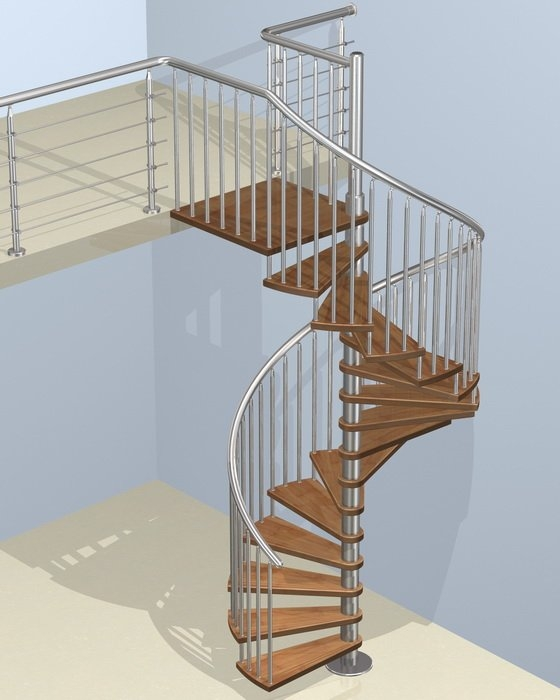 Steel Wood Spiral Staircase Wood Spiral Staircase Demax Arch | Wood Steps For Sale | Wood Hand | Home | Design | Non Slip | Platform