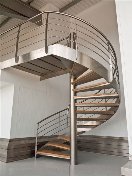 Steel Wood Spiral Staircase Wood Spiral Staircase Demax Arch