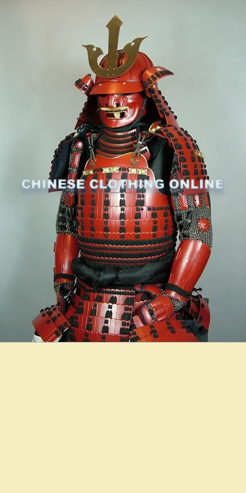 Samurai Armour - Tom Cruise in The Last Samurai (CM) [KJ ...