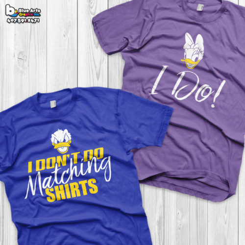 Disney Character Family Shirts