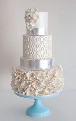 Top 20 Most Elegant Wedding Cakes   Page 4 of 20 Fancy Wedding Cake
