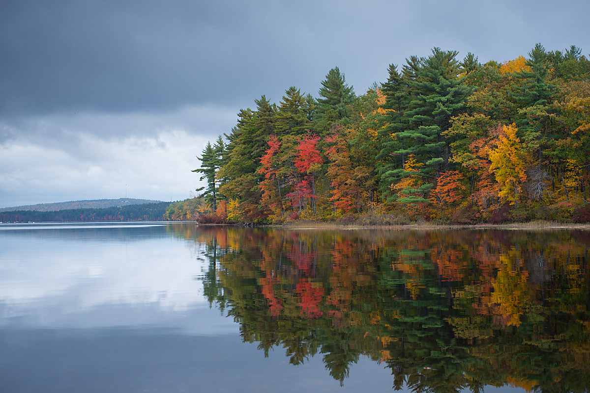 New Hampshire Fall Colors