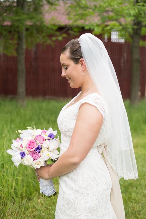 Cupcakes Look Wedding Gown