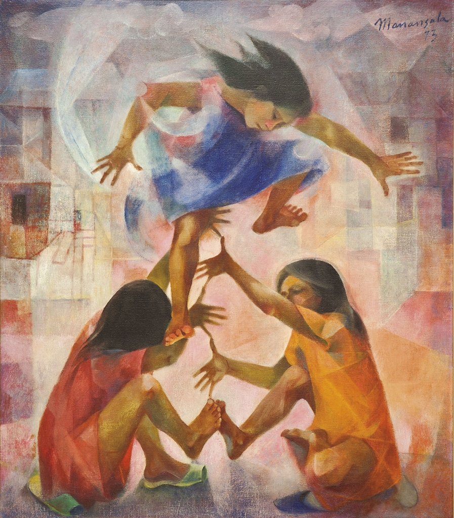 VICENTE SILVA MANANSALA (The Philippines 1910-1981 ...