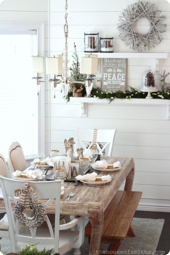 Ideas Christmas Home Decorating