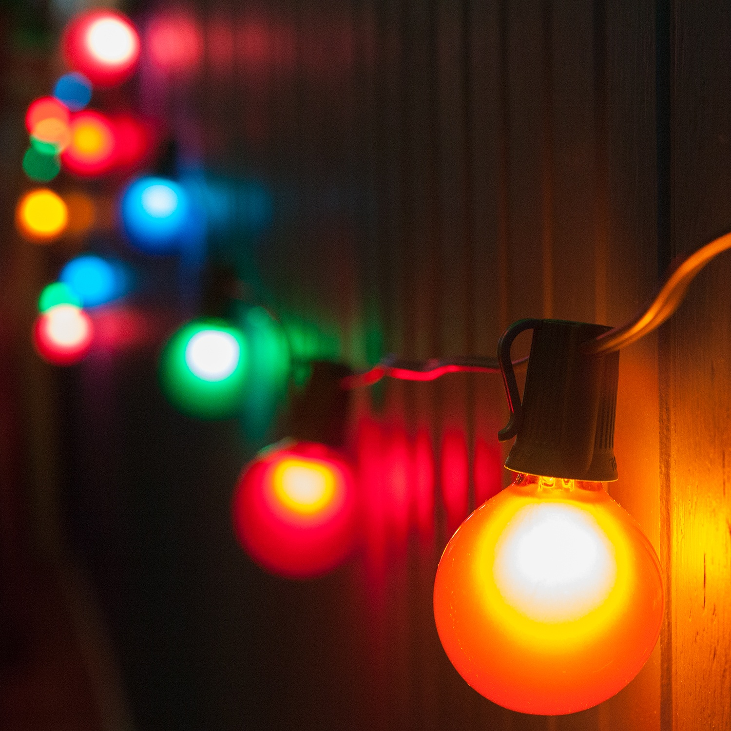 Lights Christmas Battery Operated