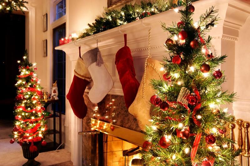 Christmas Lights Indoors