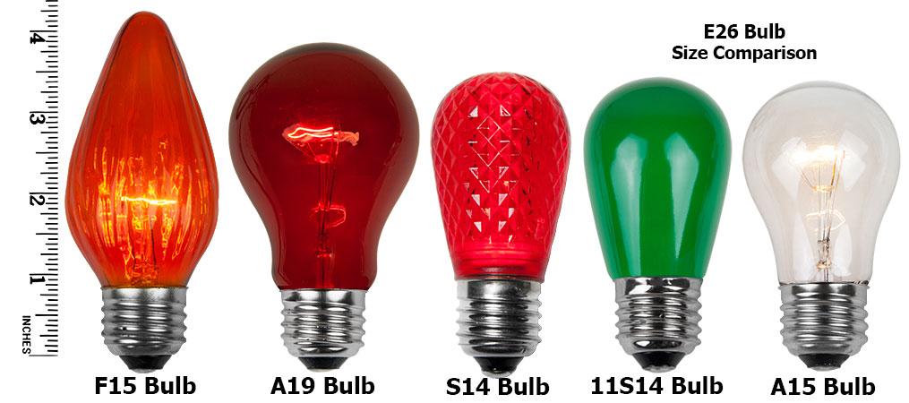 Household Light Bulbs