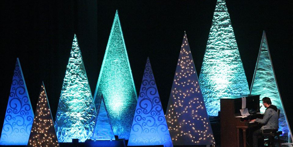 Christmas Lights Bubble Bulbs