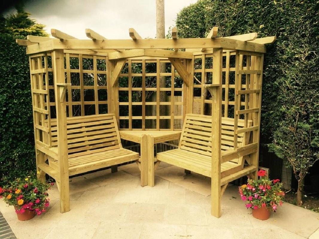 Churnet Valley Garden Furniture Ltd Quality Handcrafted