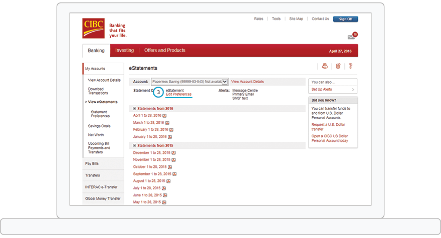 Cibc Personal Online Banking