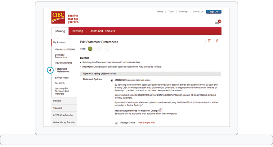 Cibc Online Personal Banking Sign