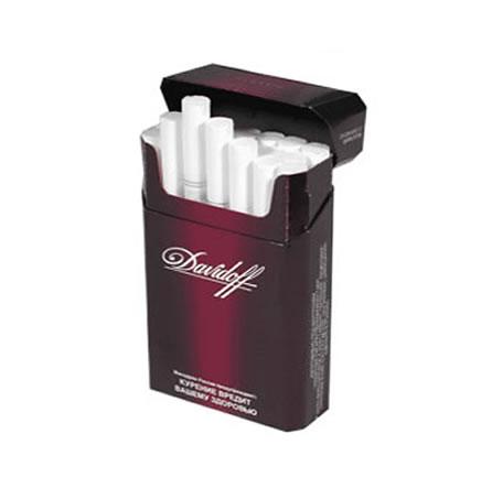 6 Cartons Davidoff Classic (600 cigarettes)