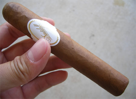 Davidoff Special R Review @ Cigar Inspector