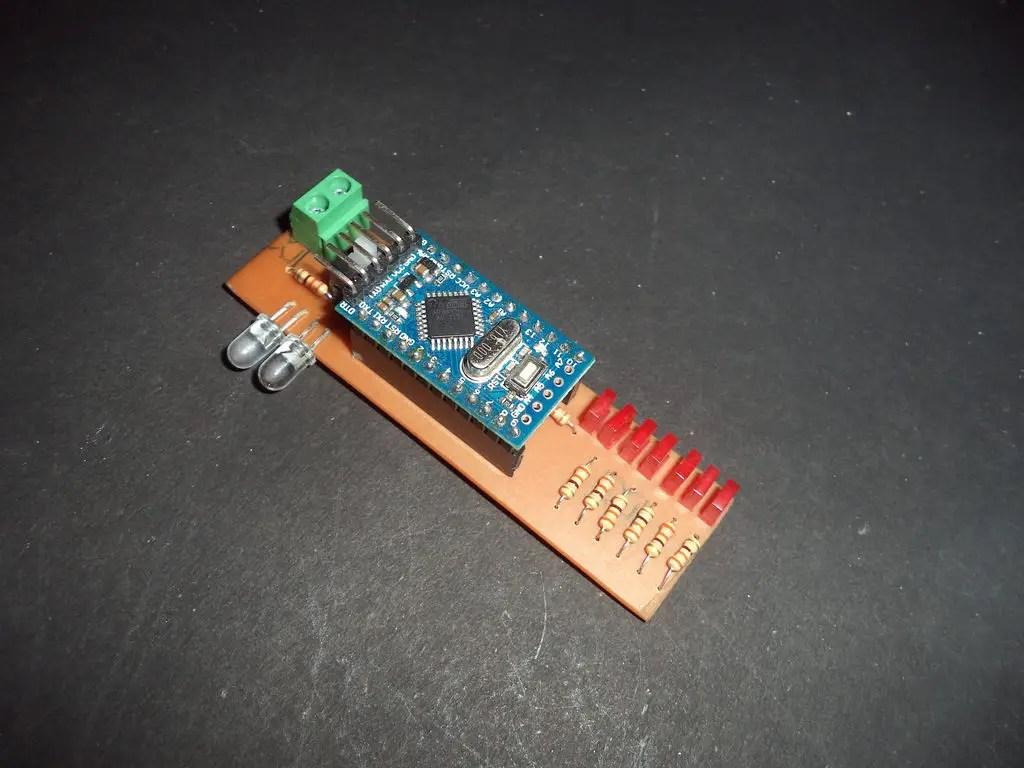 Led Light Display Arduino
