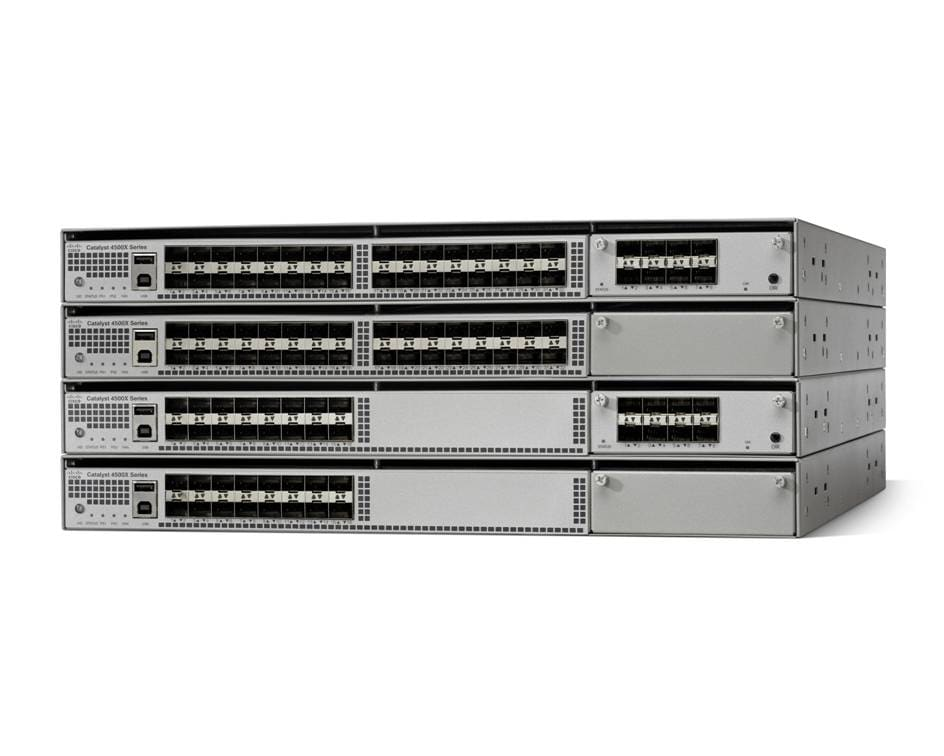 Catalyst 4500 Series Switches Images