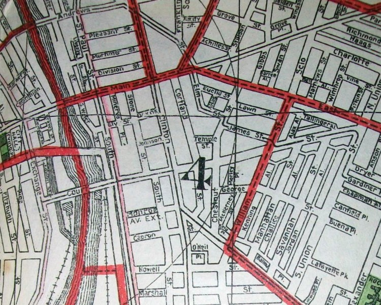 Old Maps  American Cities In Decades Past  Warning Large Images     Old Maps  American Cities In Decades Past  Warning Large Images  rochester