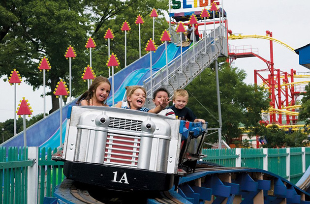 Amusement Parks In Ny Nj Ct Pa And Ma Nymetroparents