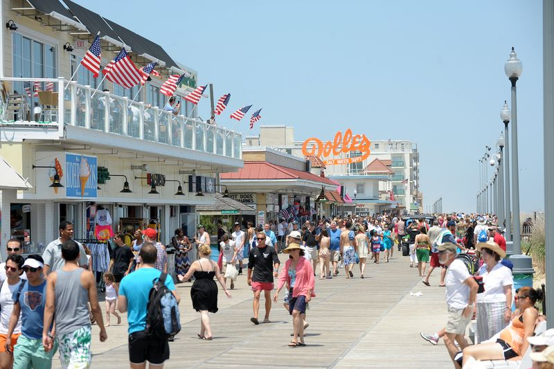 Family Restaurants Ocean City Md