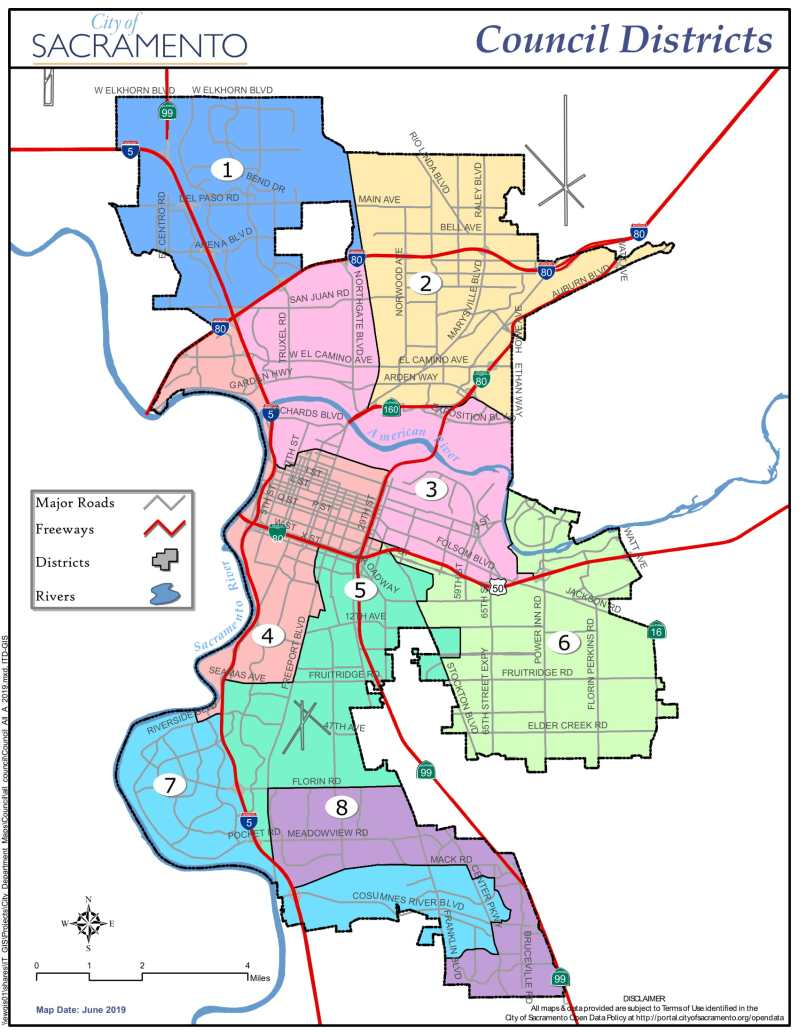 Crime Map Los Angeles County Ca