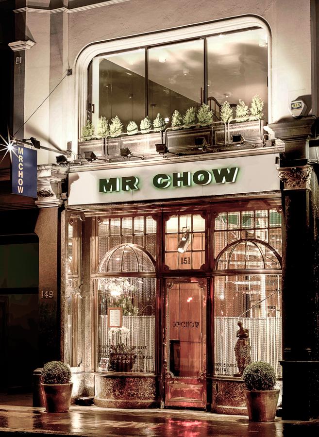 Sit Down Chinese Restaurant