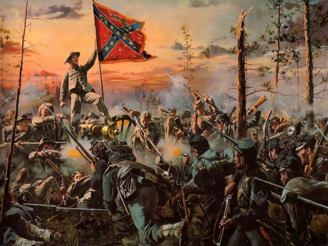 Art Civil War Era