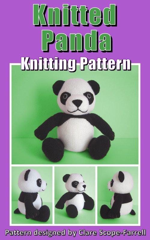 Knitted Dachshund Pattern