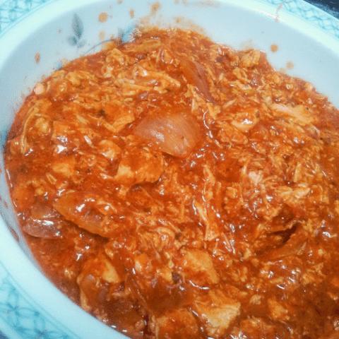 Easy Crock Pot Tikka Masala