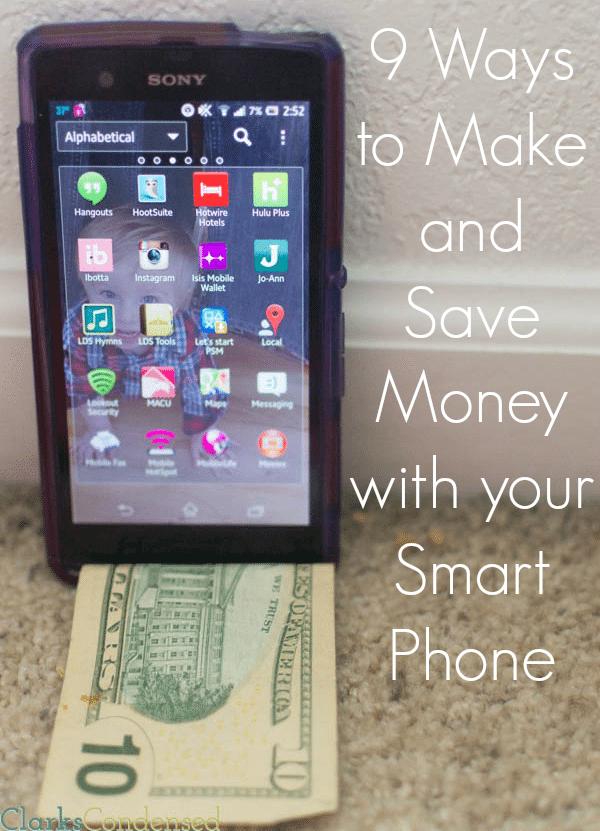 9 Money Making Apps