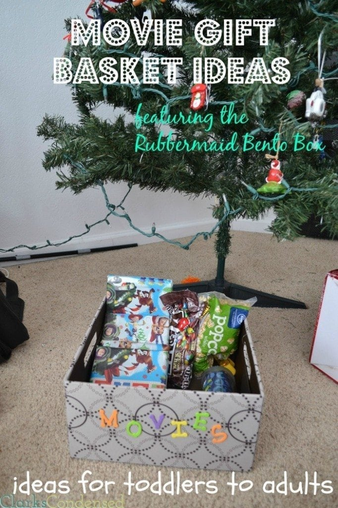 Movie Gift Basket Ideas: Ideas Perfect for children, teenagers, and adults!