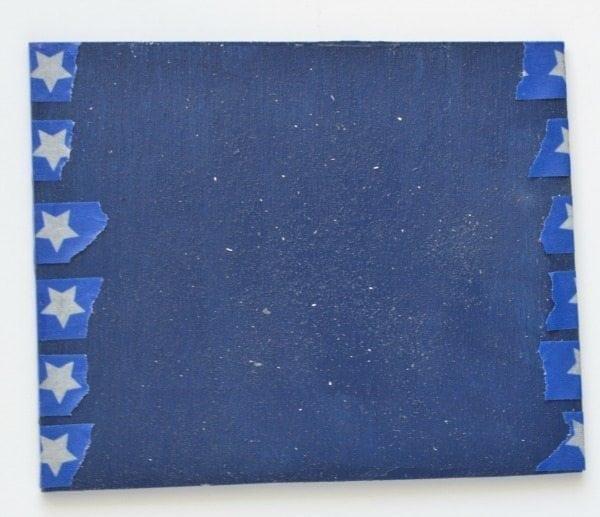 Independence Day Door Flag