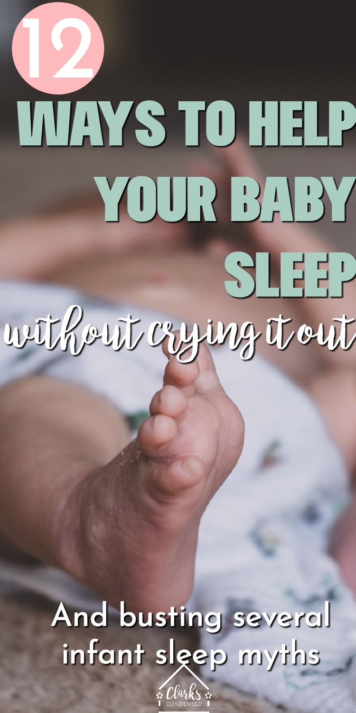 infant sleep / baby sleep / crying it out / sleep training / infant sleep schedule / baby sleep schedule via @clarkscondensed