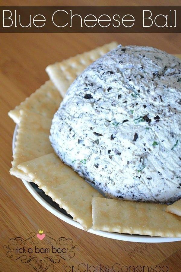 Blue Cheese Ball Recipe