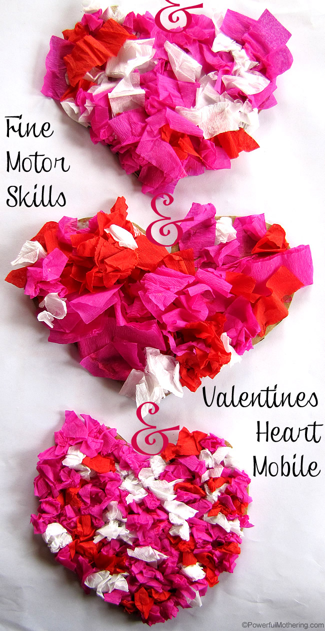 valentines-heart-mobile-and-fine-motor-skills-practice-time