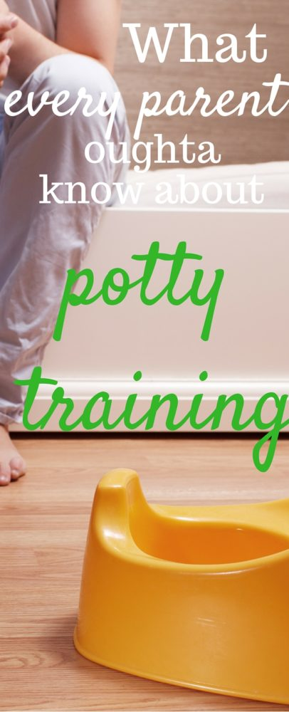 This is the secret that will keep you from going crazy when potty training your child.  via @clarkscondensed