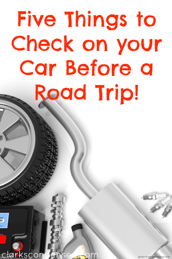 check on your car
