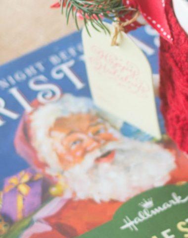 Santa's Christmas picture by Hallmark