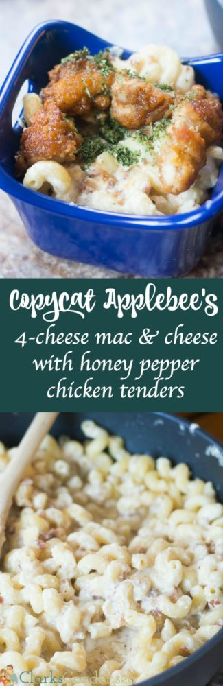Applebee's 4 Cheese Mac and Cheese