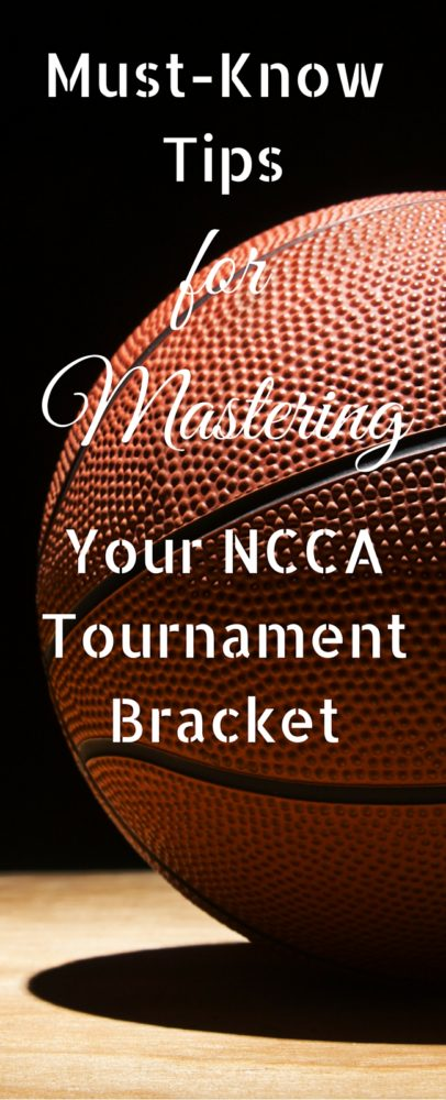 Master your NCAA Tournament bracket this year with these tips! via @clarkscondensed