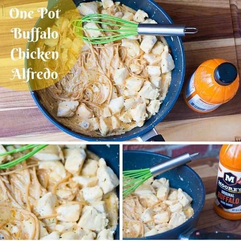 One PotBuffalo ChickenAlfredo