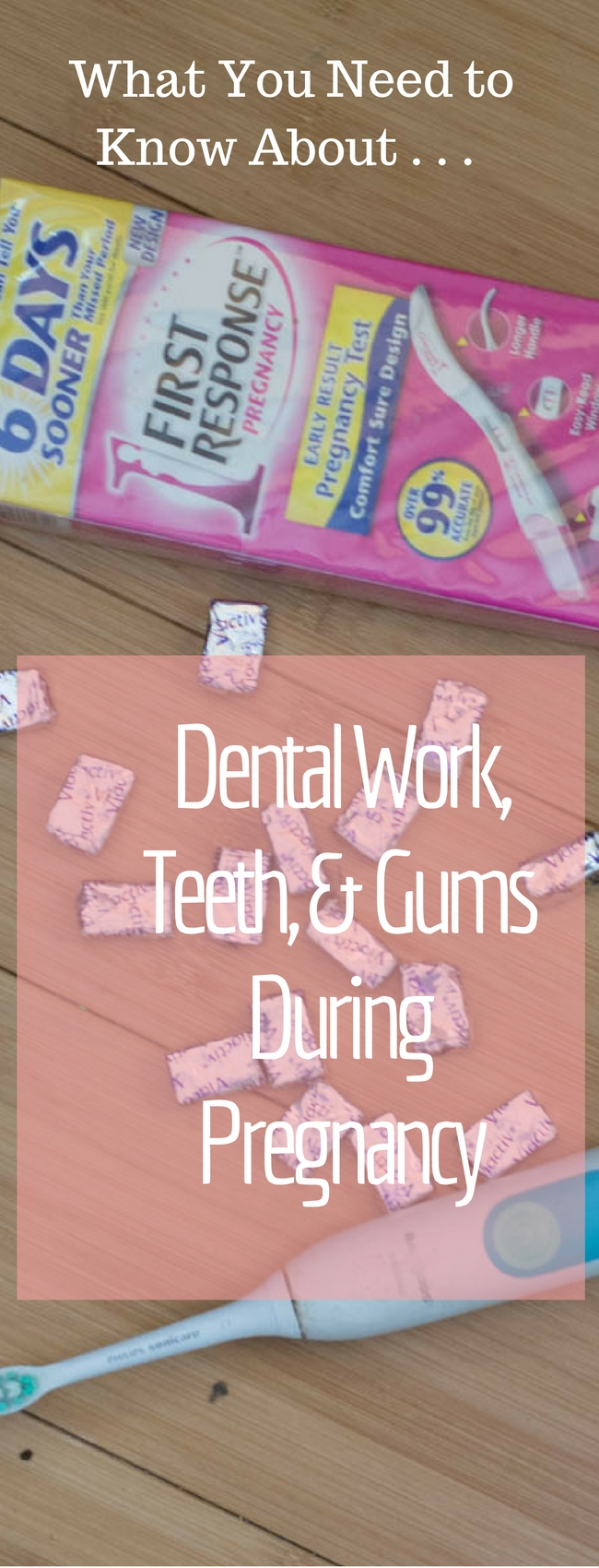 What you need to know about dental work during pregnancy, and why it is SO important to take care of your teeth and gums during pregnancy. via @clarkscondensed
