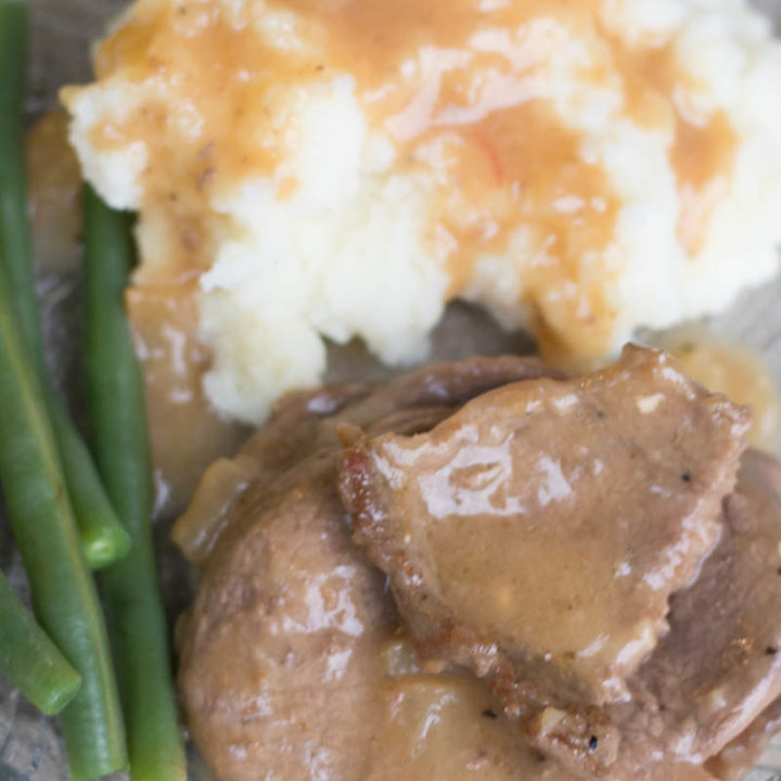 The Best Round Steak Recipe